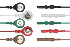 Snap Hydrogel Electrodes